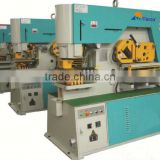 Q35Y-25 Hydraulic Ironworker / iron worker Q35Y series / hydraulic machine for punching and shearing