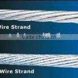 HOT Galvanized steel wire strand