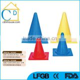 Durable Plastic Sports Training Cone