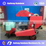Factory supply wheat sraw baling machine, wheat straw wrapping machine, wheat straw bundling