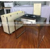 Work Bench Cleaning Room With Anti-static Curtains for Touch Screen Mobile LCD Repair Oca Lamination