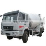 4x2 Small Brand New 6m3 Cement Mixer Truck