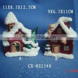 Ceramic Chrismas House