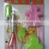 Kids baking set, Children's Baking Set