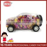 Tattoo Fruit Bubble Gum in Mini Car Jar