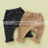 2016 New Fashion Jeans Pants Kids Clothing Baby Harem Pants Korean Style Casual Pants High Quality Harem Pants For Kids