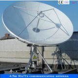 4.5 meter earth station VSAT antenna
