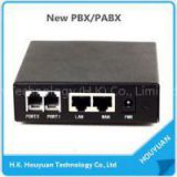 IP PBX with 2 FXO IP2 ports,asterisk pabx PBX ip pabx elastix ip02 voip Asterisk