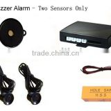 Simple Install Two Sensors Only Car Buzzer Parking Sensor System