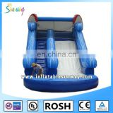 SUNWAY Hot Sale giant slide for sale,used fiberglass water slide for sale,jumbo water slide inflatable