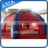 Blow up exhibtion promotion event advertising structure arch inflatable temporary spider legs tent