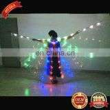 BestDance belly dance club light up show LED rainbow isis wings OEM