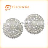 plastic beads large decorative buttons