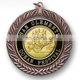 3D Medallions Cheap Custom enamel medals no minimum order