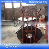 Galvanized Razor Blade Barbed Wire Toilet Seat Stainless Steel Barbed Wire Tattoo Barbed Wire