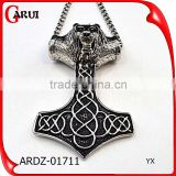 Fashion jewelry 2016 pendants charms silver men pendant necklace jewellery                                                                                                         Supplier's Choice