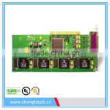 Used in Household Electric Appliances Double-sided Immersion Gold PCB with 1.6mm Thickness