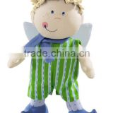 Adorable Guardian Angel Doll 18cm High /Stuffed Toy Doll Angel with Wings/Plush Comfy Doll Baby Toy