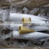 Custom Printed Ice Cream Paper/Aluminum Foil Cone Sleeves                                                                         Quality Choice