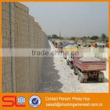 Factory supply MIL3 Hesco flood barrier, Welded mesh bastions, hesco bastion for protection fence