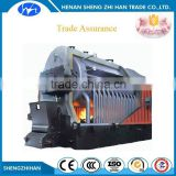 Trade Assurance DZL water fire tube used coal fired steam power plant chain grate for sale