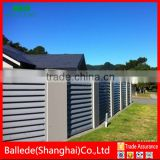 hot sale new design aluminum cast fence