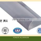 Never Miss Metal Aluminum Laminate Stair Nosing for Floor Tile and Carpet