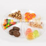 china cheap disposable plastic charger plates