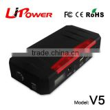Lipower mini car tool eps lithium polymer battery li-polymer emergency portable mini jumper start