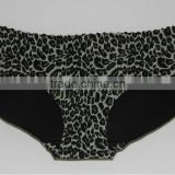 Hot Sexy New Design Seamless Ladies Sexy Printed Padded Panties