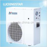 Air Cooler Water Chiller Heat Pump (Heating+Cooling) and air conditioner with CE,CB,IEC,EN14511,SASO