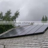 high power 1kw solar ceramic energy water heater