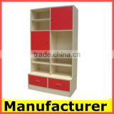 modern design wooden bookcases,cabinet,book rack china manufacturer price                                                                         Quality Choice