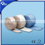 Medical 100% polyester 100% cotton 82%cotton18%rubber Tubular Bandage