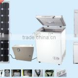 Manufacture design solar ice cream freezer solar freezer chill trike with tricycle,battery,solar controller, solar panel