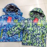Stock lot kids hoodie jacket boys winter jacket stocks children's jacket stocklots                                                                         Quality Choice
