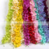 30 cm Artificial wisteria wall hanging flower decoration buy direct from factory