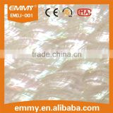 newest inartificial material shell mosaic abalone shell sheet/paper