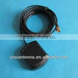 GPS+Glonass Magnetic Antenna with SMA Connector