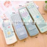 High Quality silicone case for remote control, remote control cover cases, silicone sleeve for remote control