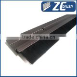 aluminium/pvc edging door sealing strip brush