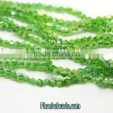 Wholesale Factory Direct Sale 3mm Colorful Crystal Beads Strands PB-CB042