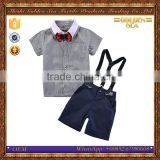 new coming cotton t-shirt and jeans summer little boy's clothing