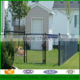 High security and morden iron wire mesh fence and fence gate