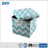 Closing Lid Cuboid Collapsible Storage Box