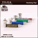 Yujia unique free smoking pipe manufacturer JL-057