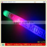 wholesale light up led flashing foam stick