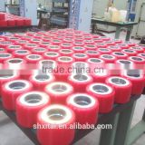 High Quality Custom Made Forklift Urethane Vulkollan Polyurethane coated Wheels                                                                         Quality Choice
