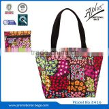 felt tote shopping bag with multiple pockets picture pockets