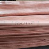 engineered reconstituted wood veneer/wood veneer/wood recon face
